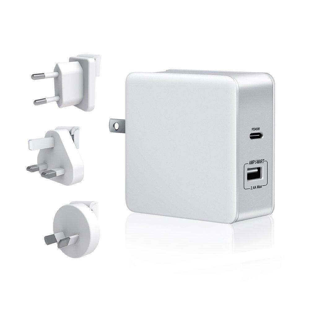 StarPlayer 57W USB C Ladegerät, 45W Typ C
