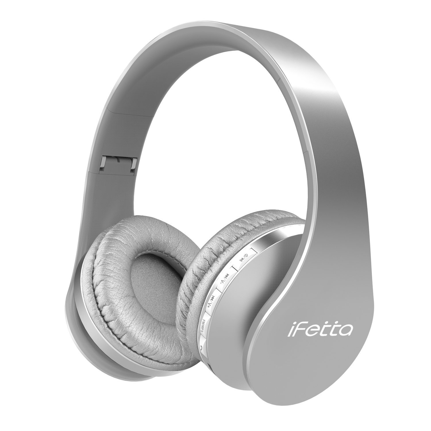 Ifecco Bluetooth Over Ear Headset Wirless Ohrpolster Kopfhörer